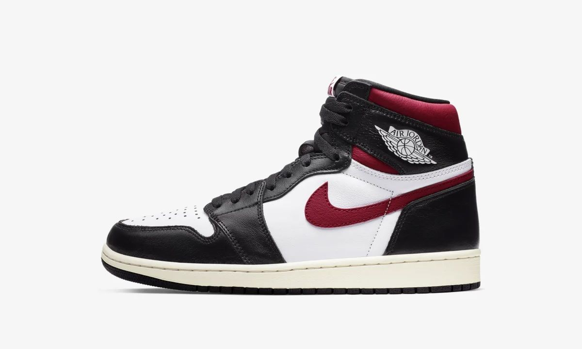 "Nike Air Jordan 1 ""Gym Red"": Official Images & Release ..."