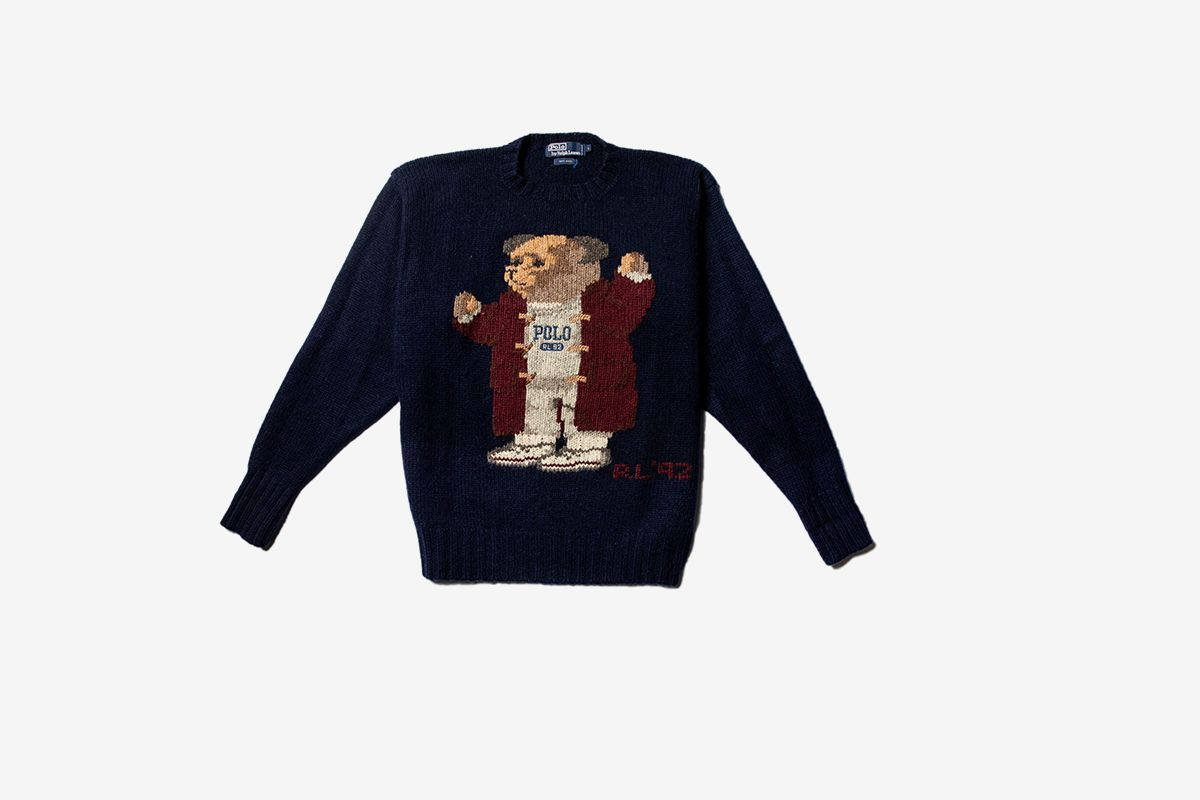 1990dffbc Polo Ralph Lauren Bears: 5 of the Greatest & Rarest of All Time