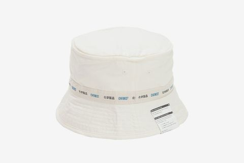 Workwear Logo Band Bucket Hat