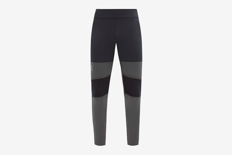Panelled Jersey Leggings