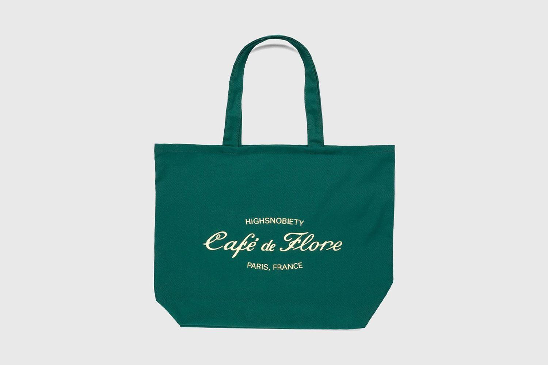 Not In Paris 3 Tote Bag
