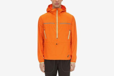 Woven Nylon Jacket