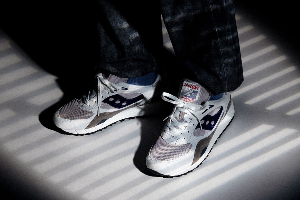 Saucony Is Officially Relaunching Its Shadow 6000
