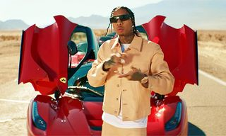"""Tyga Delivers 'The Mummy' Vibes in """"Floss in the Bank"""" Video"""