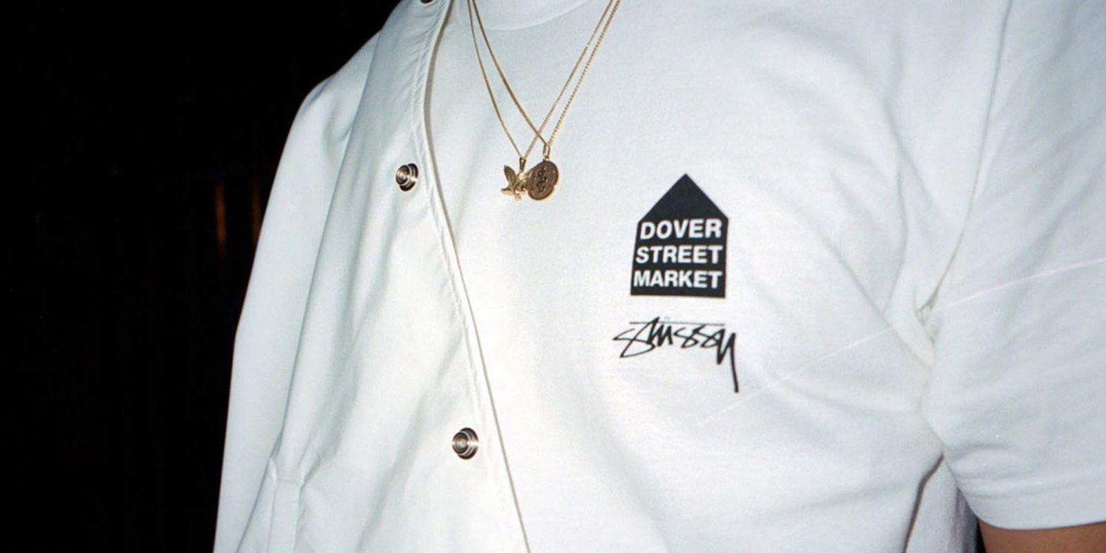 Stüssy comme des garcons dover street market