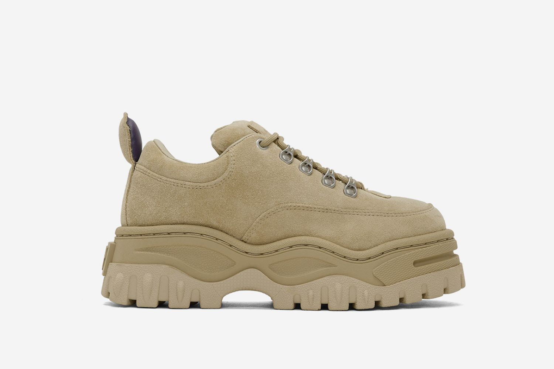 Suede Angel Sneakers