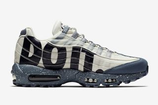 """brand new c883c fff0d Nike s Air Max 95 """"Mt. Fuji"""" Features Bold """"Just Do It"""" Branding. By  Jonathan Sawyer in Sneakers  Feb 22, 2019  0 Comments. Nike. 5 more. Nike"""