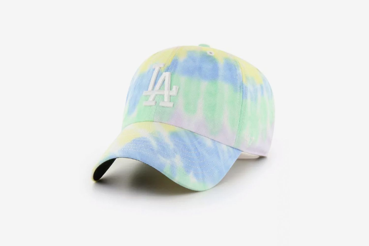 Los Angeles Dodgers Tie-Dye Baseball Hat