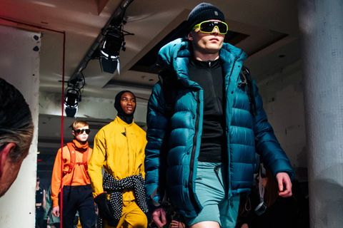 stockholm fashion week fw19 roundup main Per Gotesson Scandinavian Man Selam Fessahaye