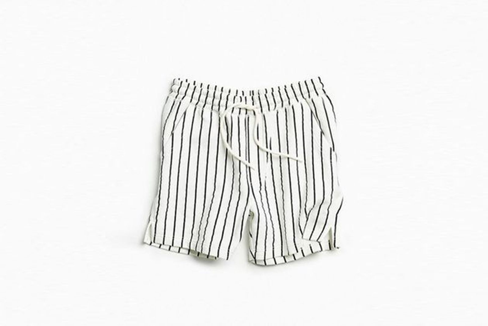 UO Lucian Referee Stripe Short