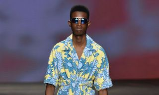 '70s and '90s Spirit at Topman Design Spring/Summer 2015