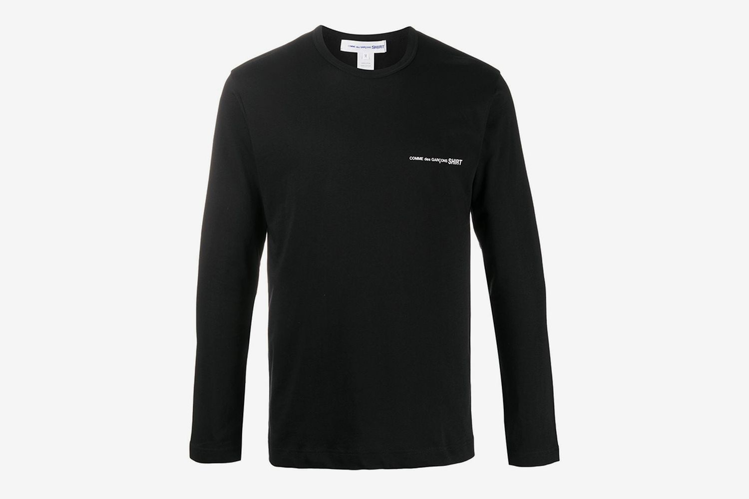 Printed Logo Long-Sleeve T-Shirt
