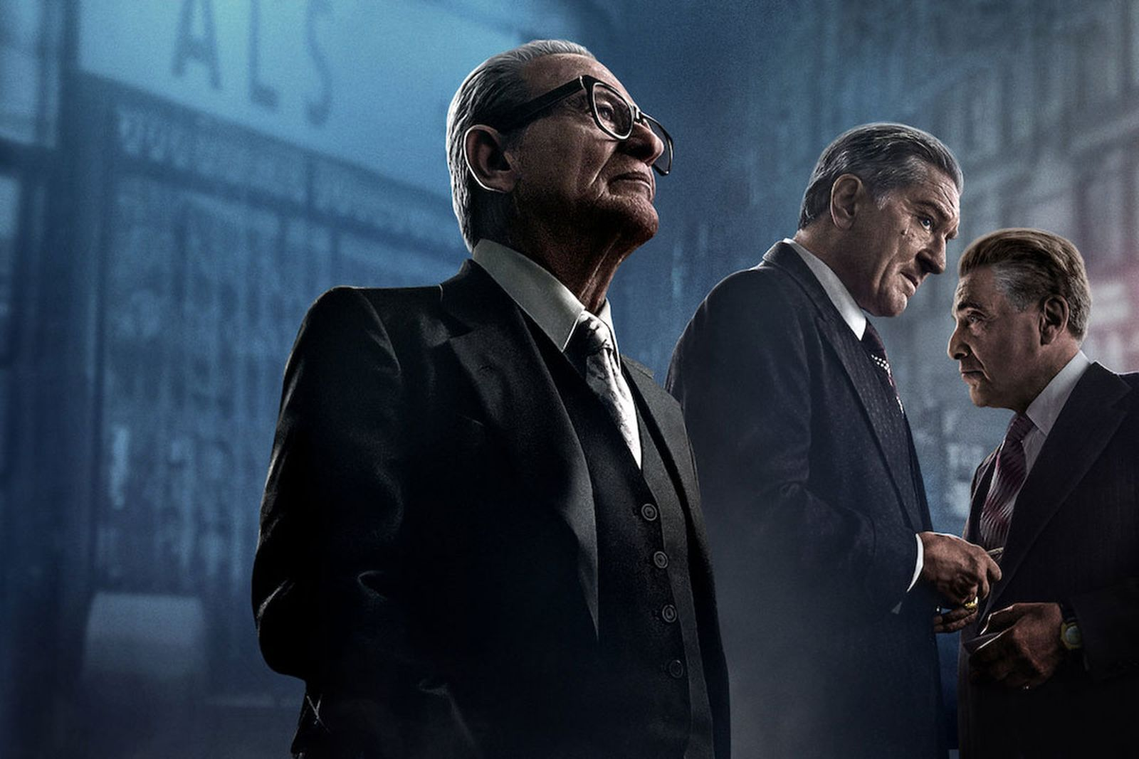 the irishman poster extended