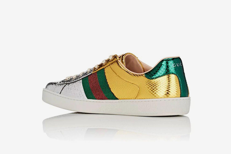 Ace Metallic Sneaker