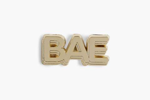 BAE Pin