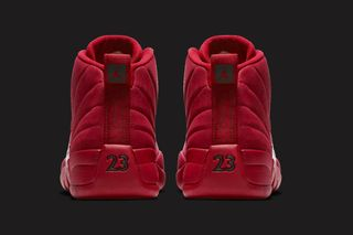 "dc33f6ad Nike. Nike. Previous Next. Jordan Brand's bold Air Jordan 12 ""Gym Red""  plasters one of ..."
