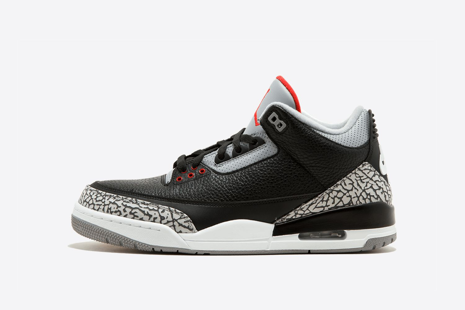 "Air Jordan 3 Retro OG ""Black/Cement"""