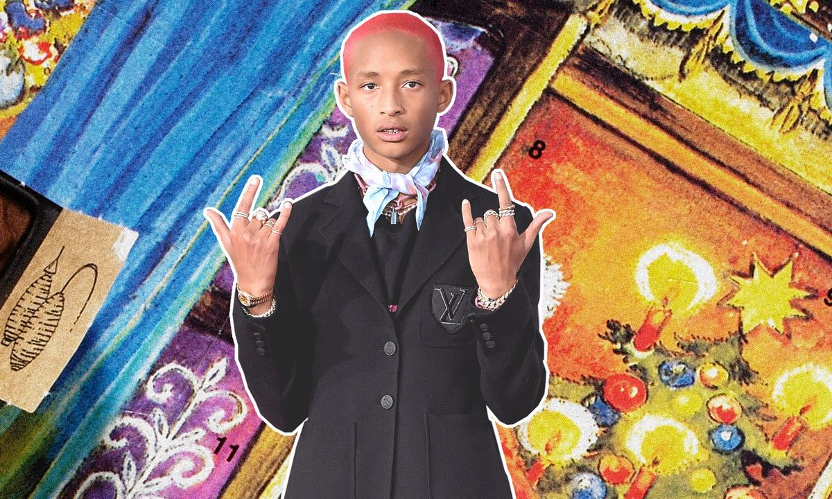 Jaden Smith's Power Suit Was a Reminder That Louis Vuitton Is Not Just About Virgil Abloh