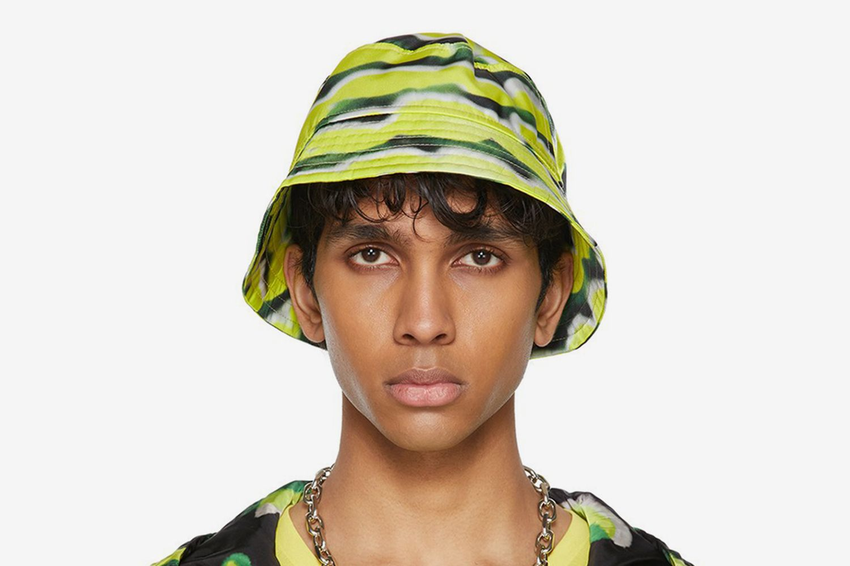Len Lye Edition Bucket Hat