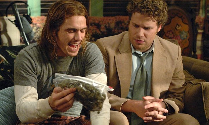 stoner movies 4 20 feat Fast Times at Ridgemont High Pineapple Express True Romance