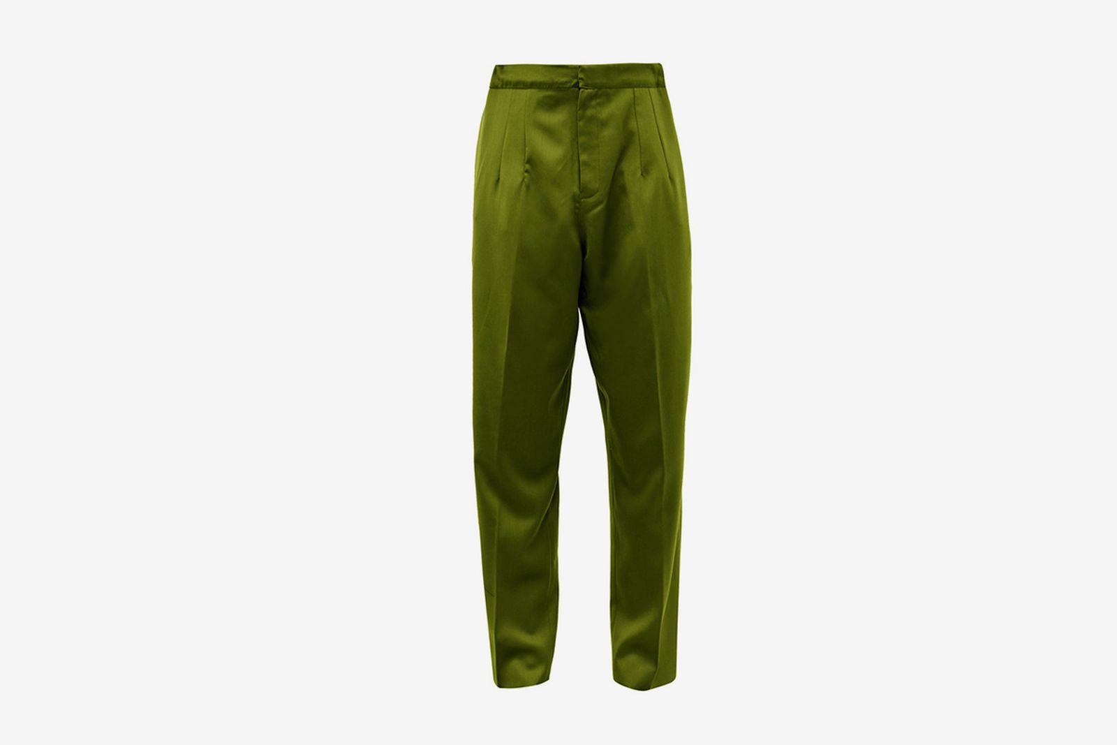 formal trousers main Acne Studios Bianca Saunders Oliver Spencer