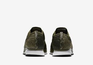 a45ffde9c944 The Nike Flyknit Racer Arrives In Hot Military Green Colorway ...