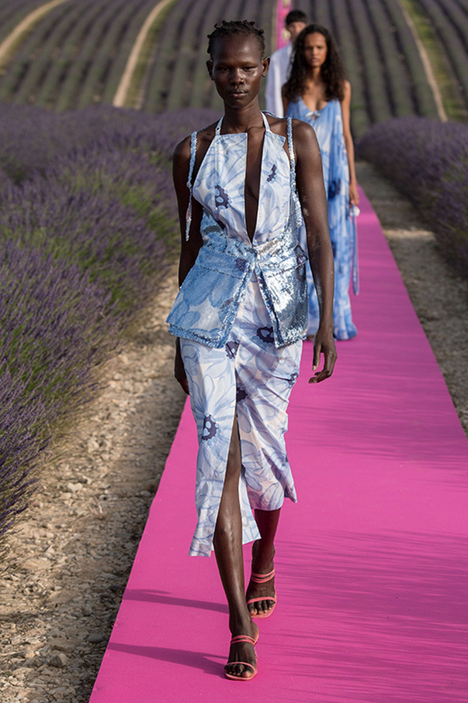 jacquemus ss20 10th anniversary collection runway