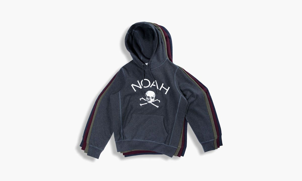 NOAH Is Dropping Its Highly Coveted Jolly Roger Hoodie Again