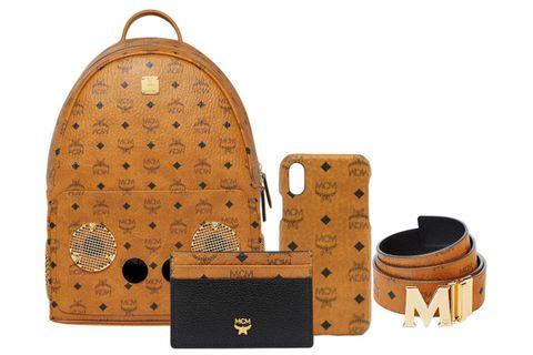 mcm gift guide accessories MCM x Wizpak
