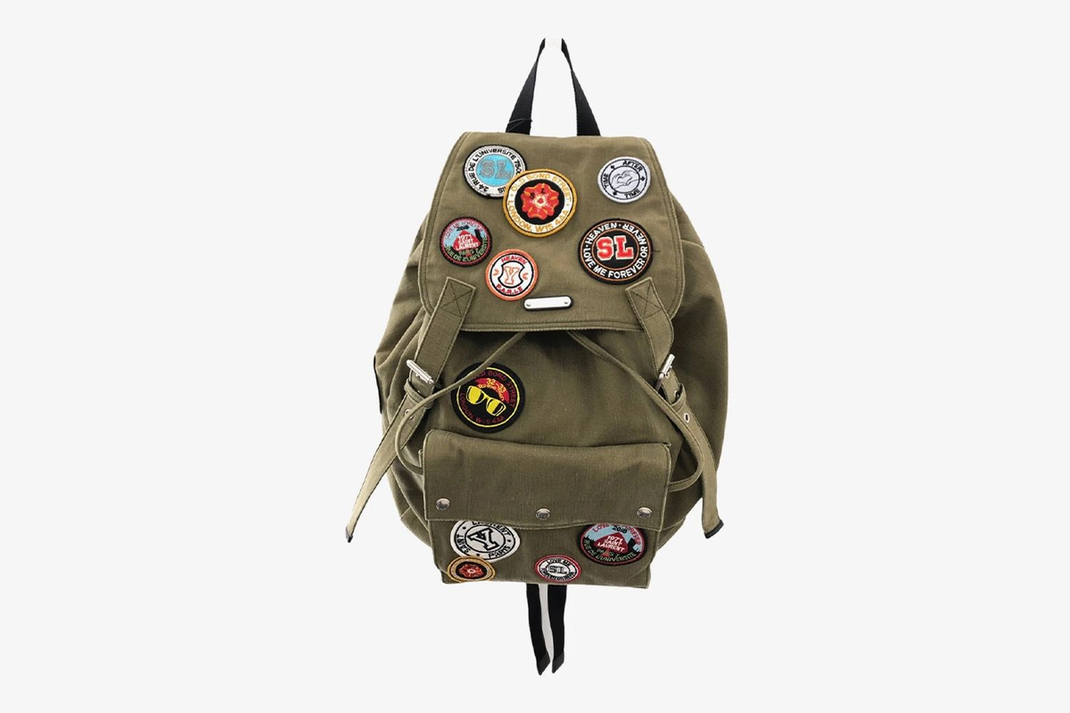 Noe Patches Backpack