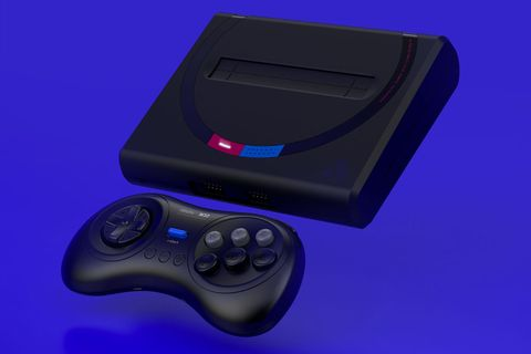 Sega Fans Are Finally Getting an HD Retro Remake
