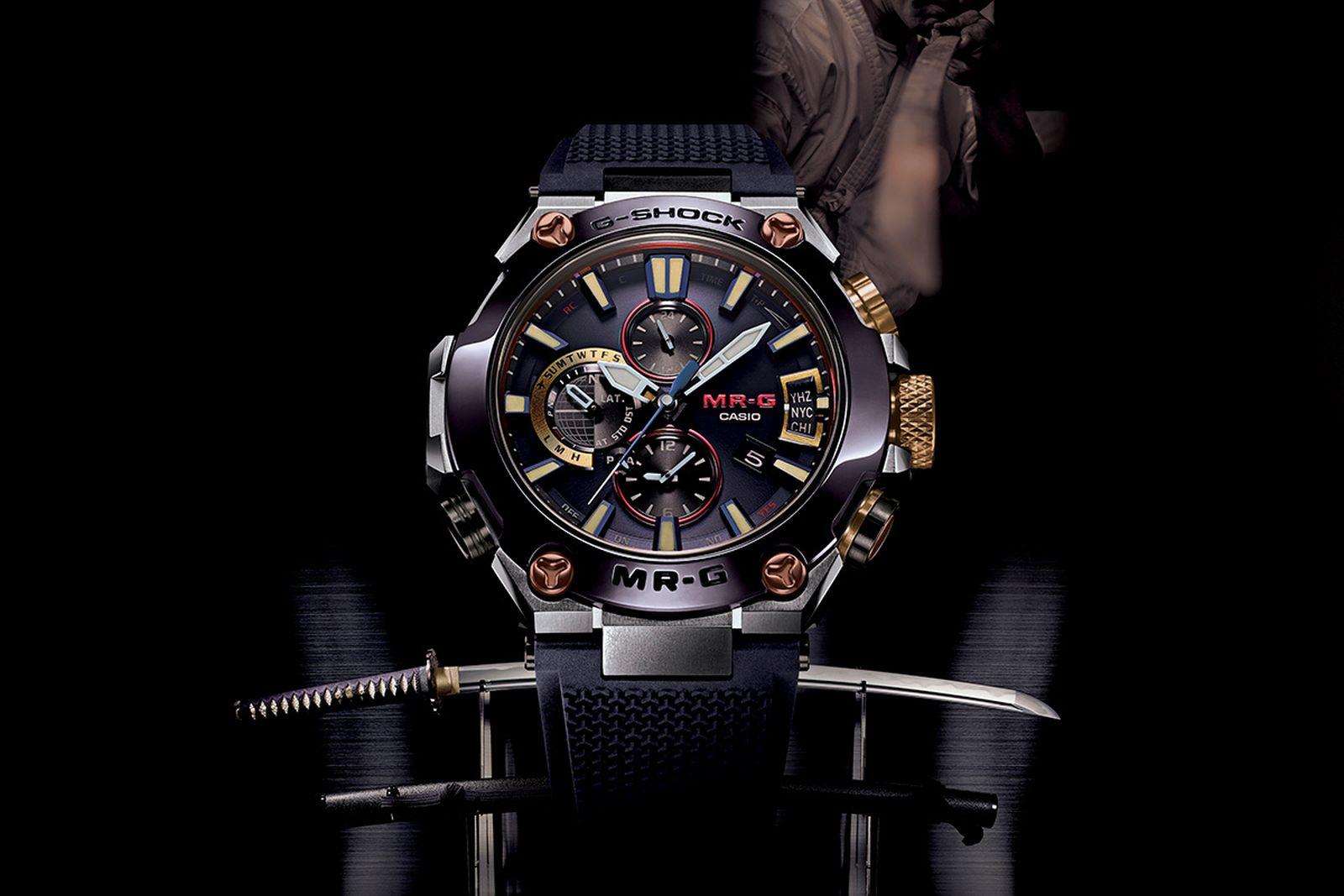 luxury gshock watch casio