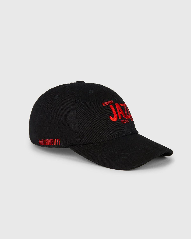 Newport Jazz Logo - Cap Black - Image 2