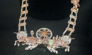 Peep Travis Scott's 'Astroworld' Tour-Inspired Jewelry