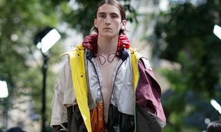 Y/Project Offers A Sleek and Unique Silhouette for SS19
