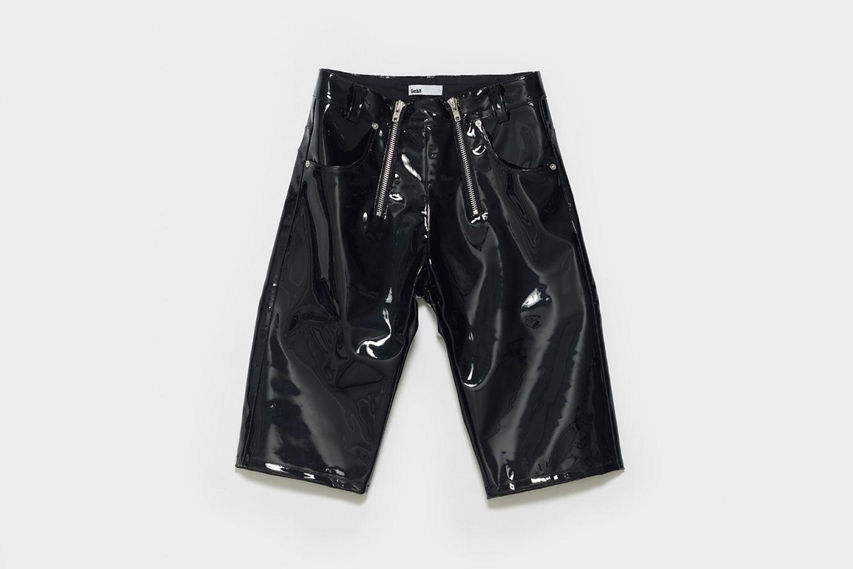 Amir Vinyl Shorts