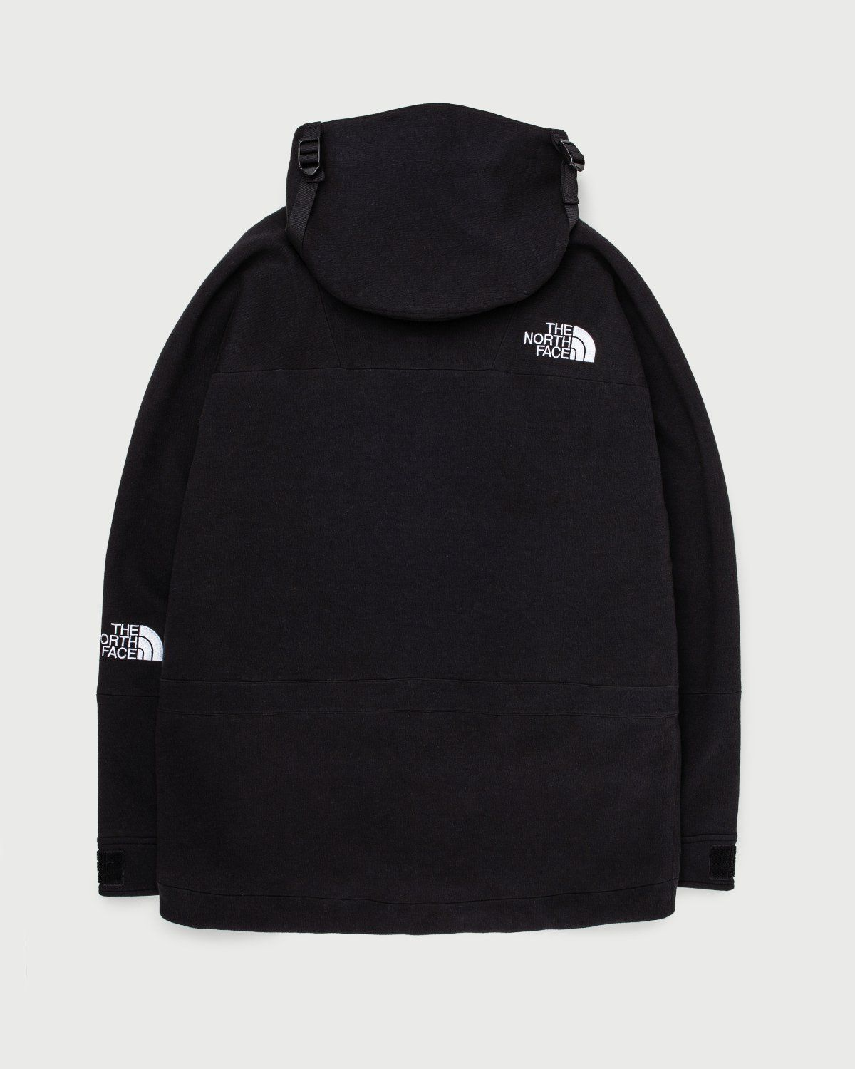 The North Face Black Series — Spacer Knit Mountain Light Jacket Black - Image 3