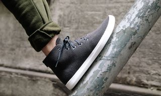Why You Need a Pared-Down High-Top