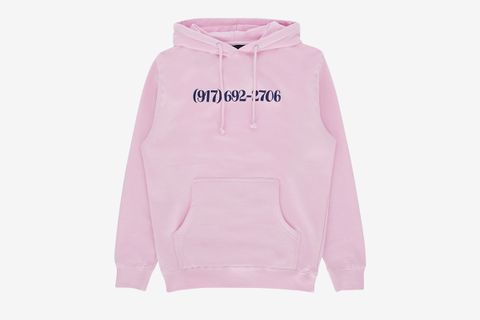 Dialtone Pullover Hooded Sweatshirt