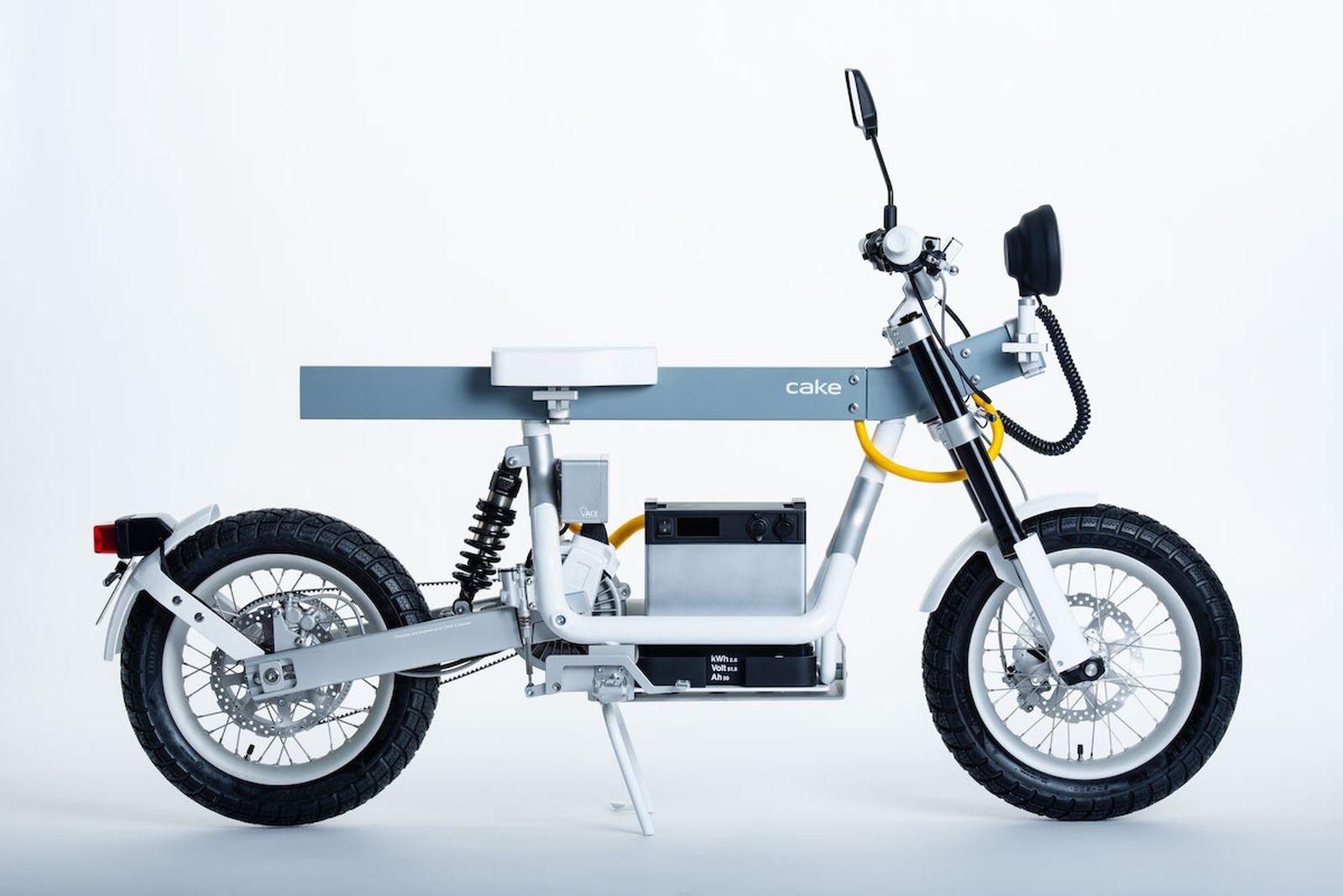 CAKE Ösa Modular Electric Motorcyle