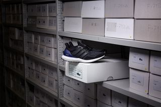 70918748d The Original adidas UltraBoost in Iconic Black and Dark Purple ...