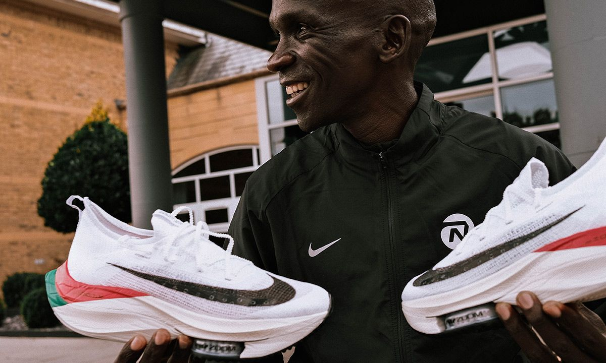 The Detail Shop >> Eliud Kipchoge Unveils the Nike Air Zoom Alphafly NEXT% Kenya