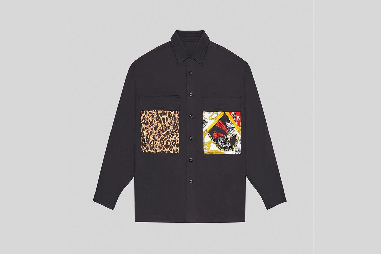 Paisley Fancy Print Shirt