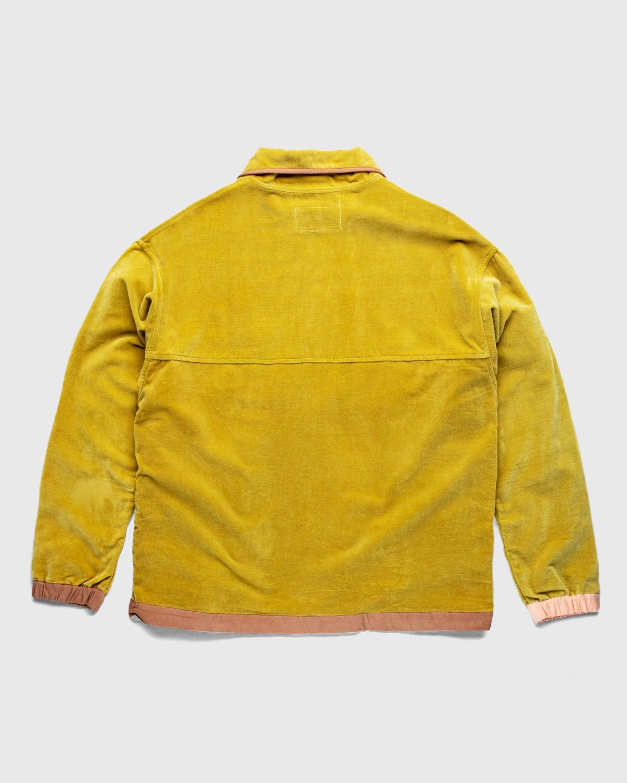 Story mfg. — Polite Pullover - Apple Spiral - Image 2