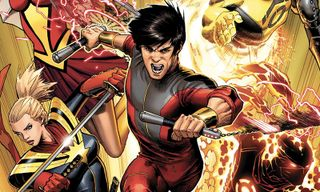 Marvel Working on First Asian Superhero Movie 'Shang-Chi'