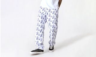 These Cheeky Calvin & Hobbes x Richardson Pants Will Turn Heads