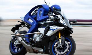 MotoBot Is Yamaha's Self-Driving Motorcycle Rider