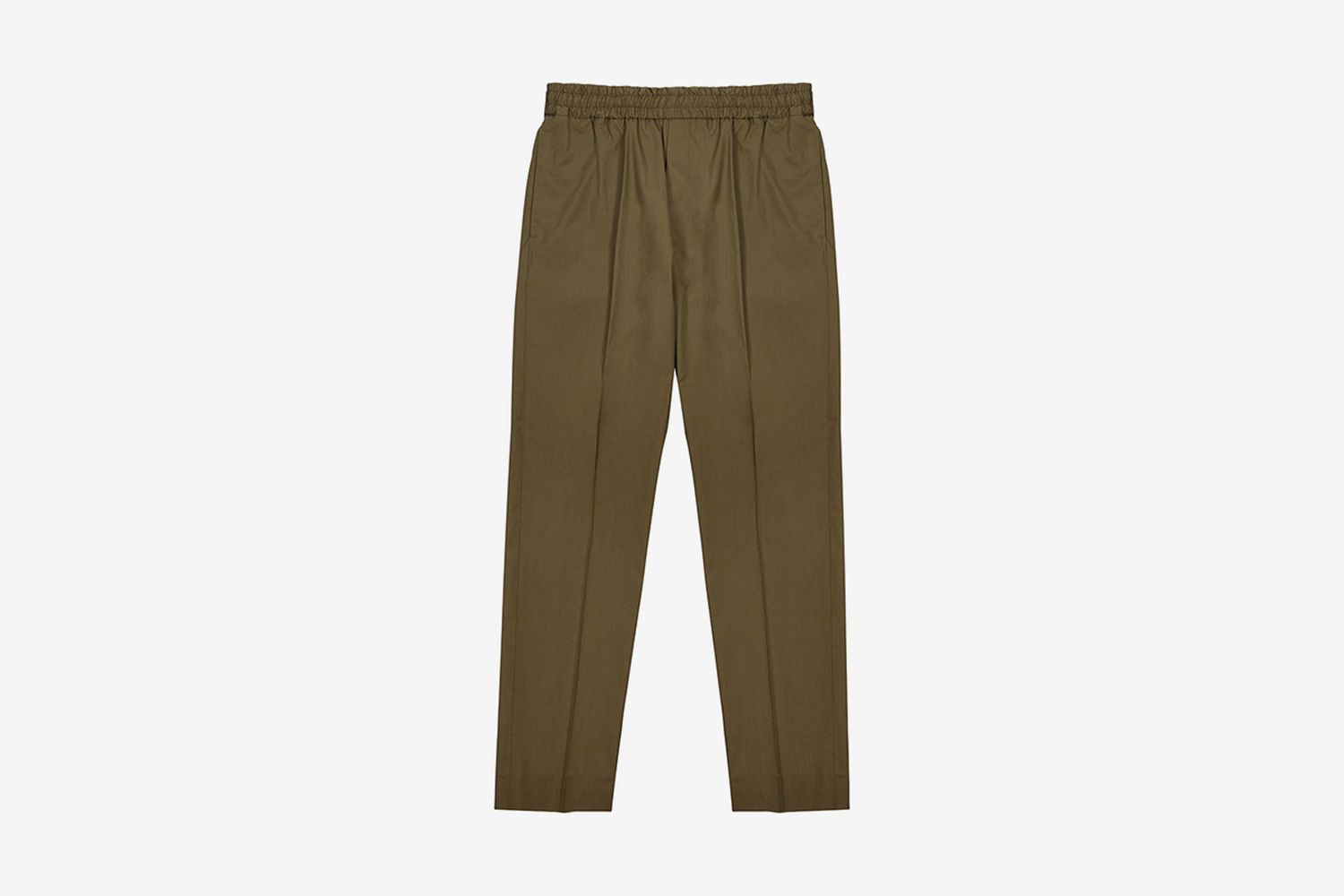 Ryder Straight-Leg Cotton Trousers