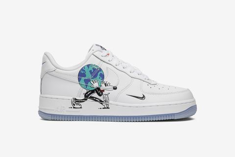 Steven Harrington x Air Force 1 Low Flyleather QS 'Earth Day'