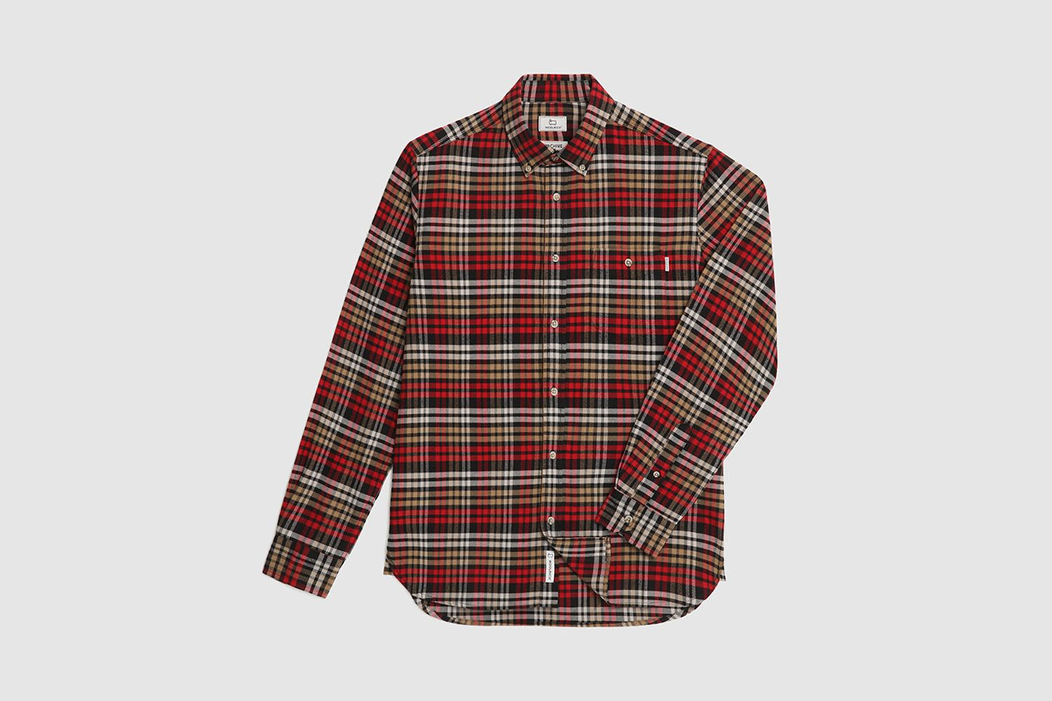 Traditional Flannel Shirt